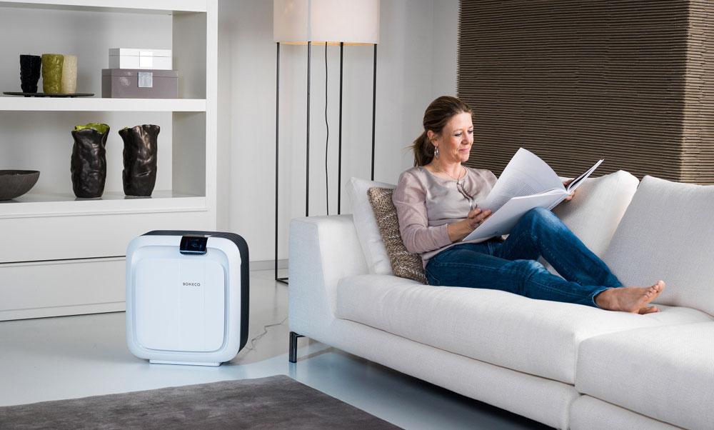 Какой выбрать очиститель воздуха для квартиры: важные моменты