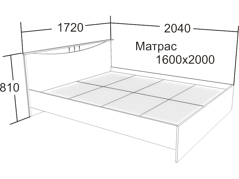 Размеры односпальных кроватей  (34 фото): стандартные размеры 90х200, 190х90