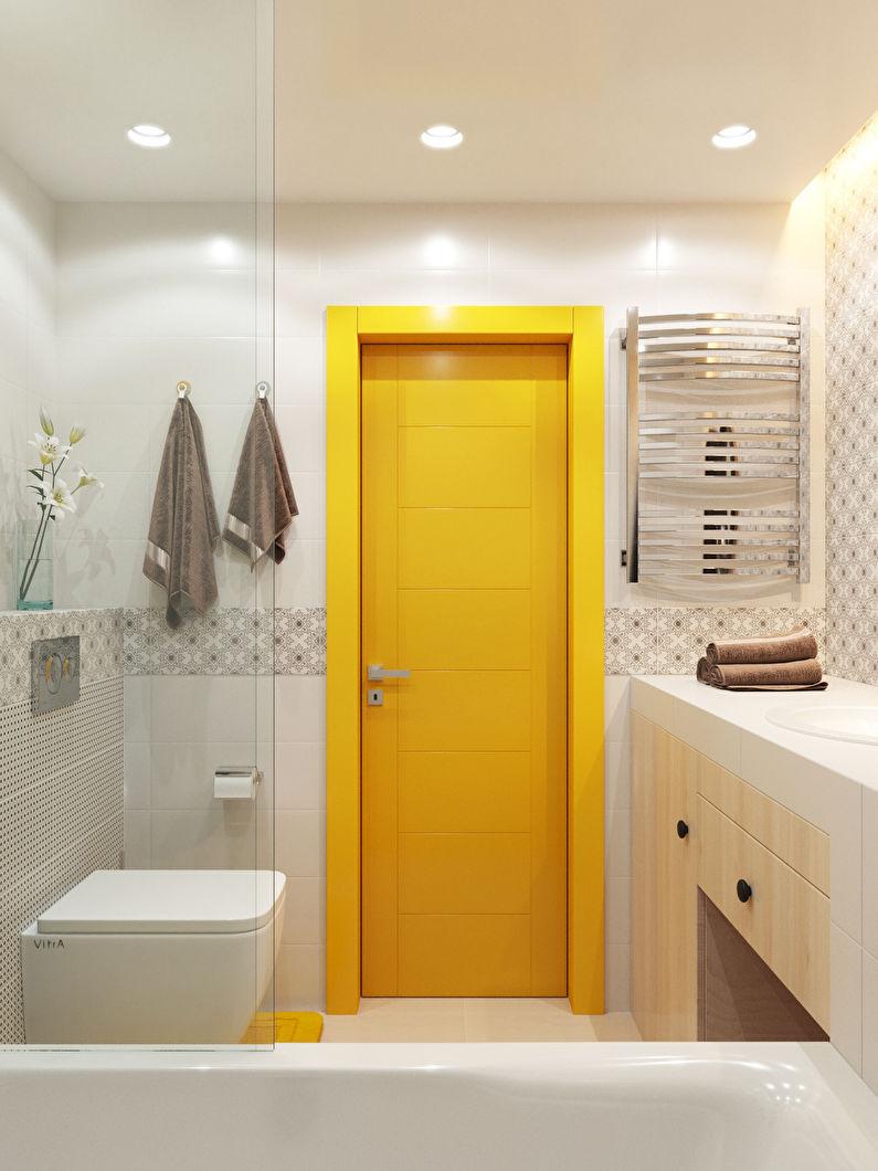 Двери для ванной и туалета: какие лучше выбрать