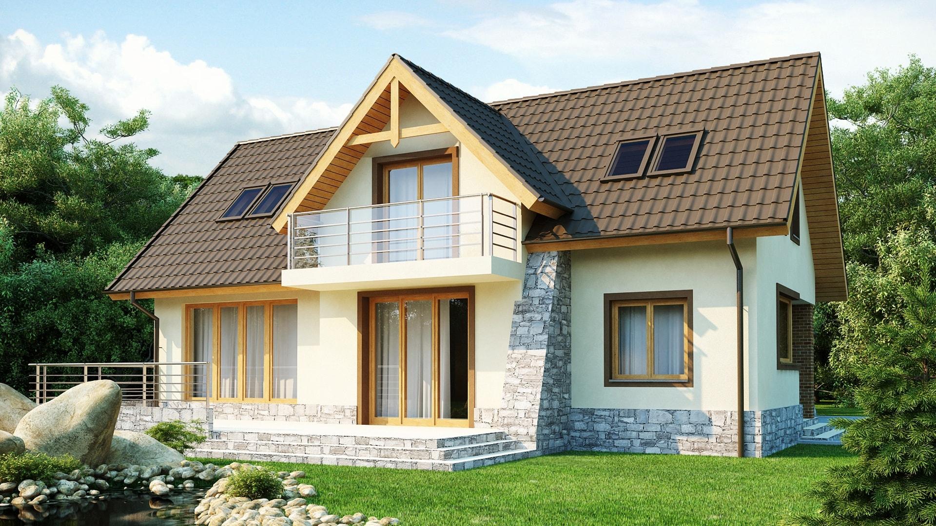 Как быстро и дешево построить дом самому?