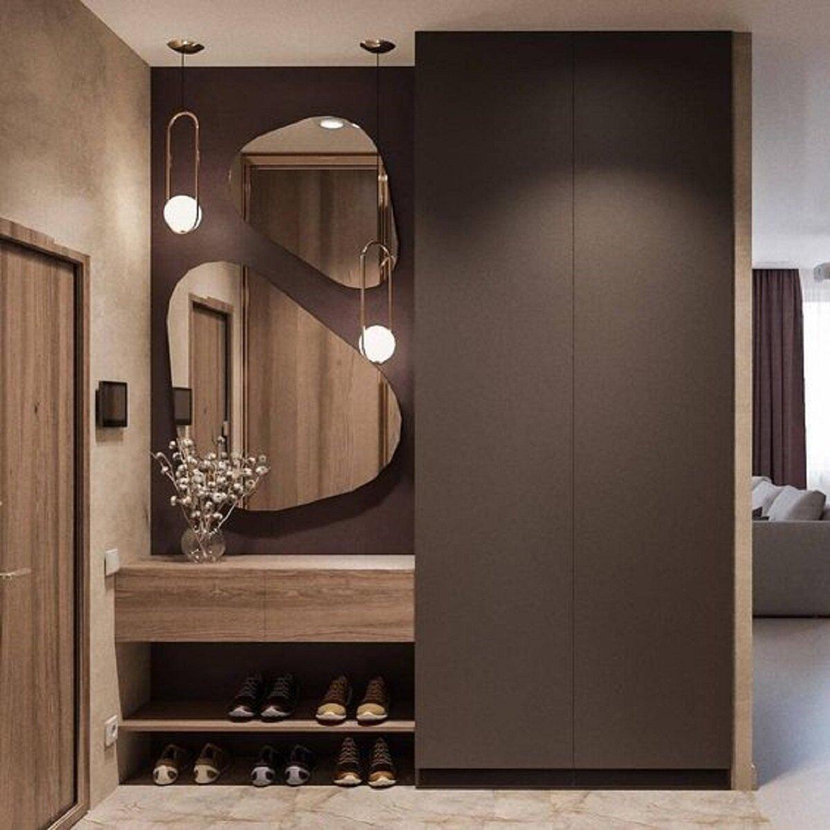 Гостиная в стиле модерн: особенности дизайна, фото в интерьере