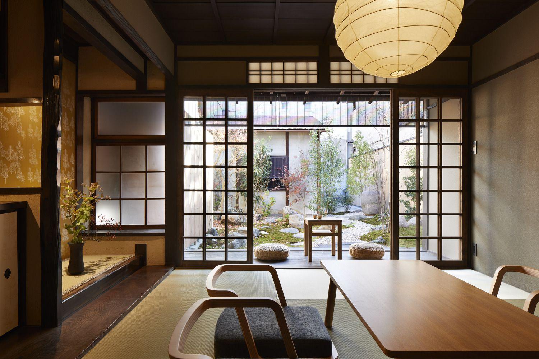 Принципы обустройства интерьера в японском стиле