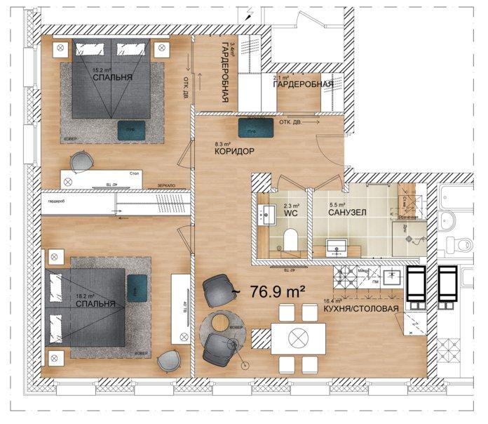 Апартаменты и квартира: в чем разница, плюсы и минусы