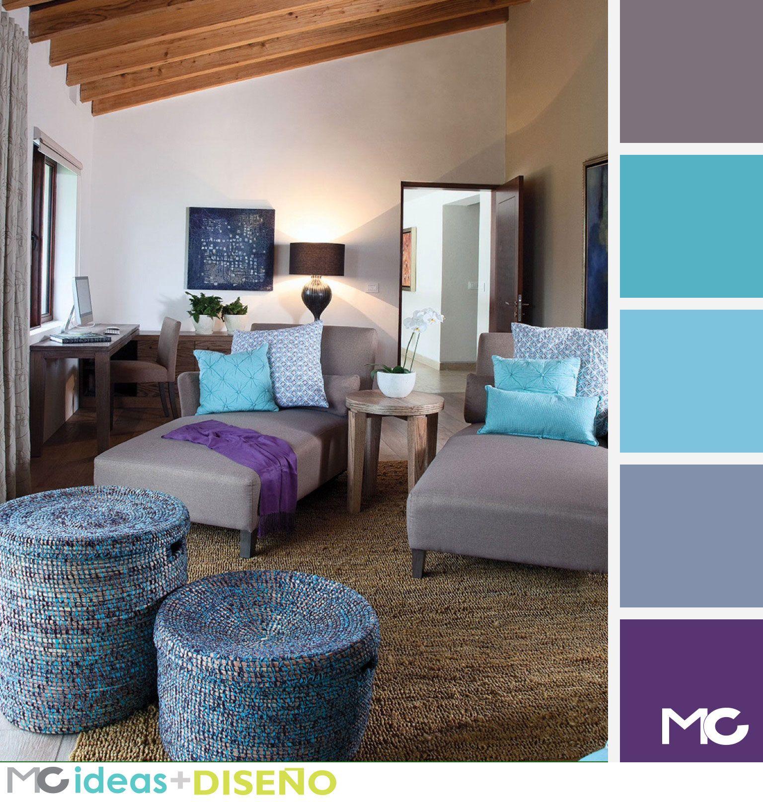 Цвет в интерьере - создаем неповторимый уют в помещении