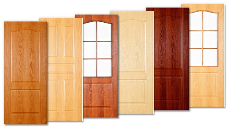 Какие двери лучше пвх или ламинированные: делаем оценку
