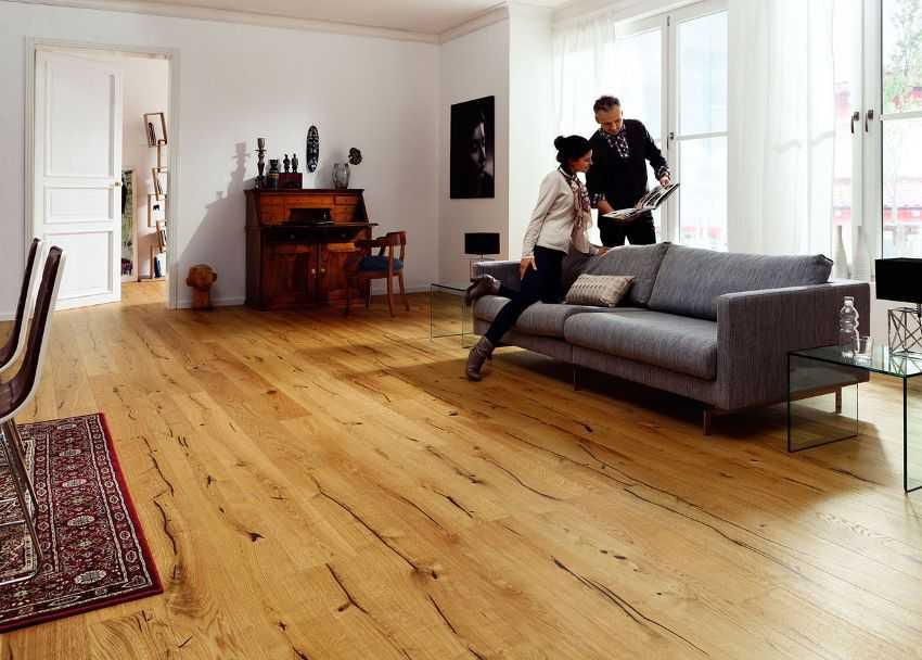 Как выбрать лучший линолеум для квартиры?