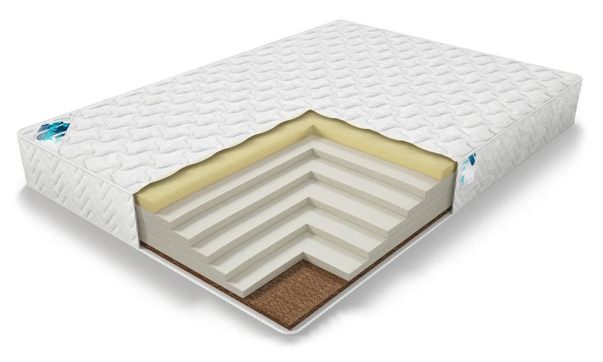 Жесткие матрасы: матрас на кровать средней жесткости, как выбрать для спины и как сделать мягче, отзывы