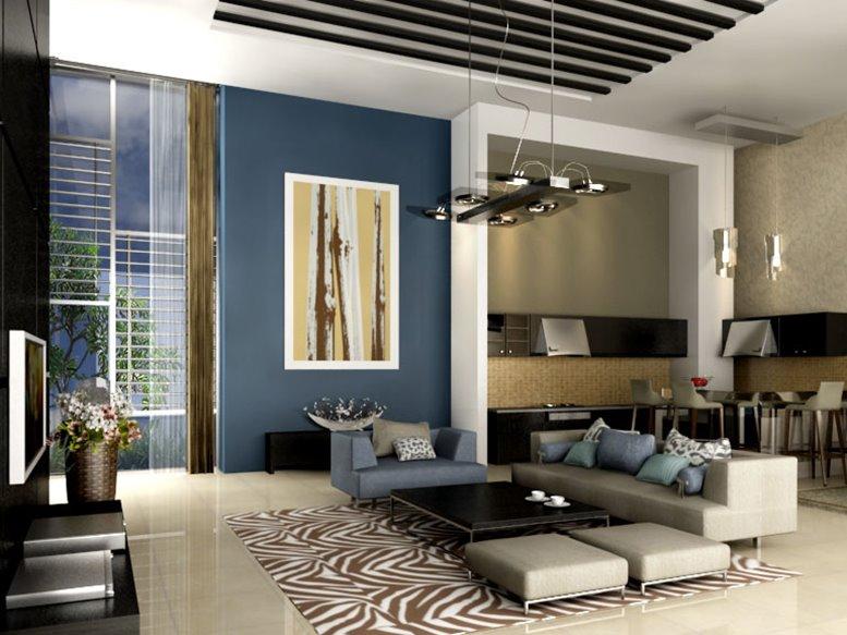 Стиль контемпорари в интерьере: обзор лаконичных и удобных трендов для дома