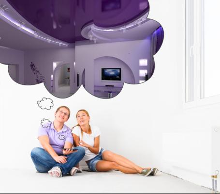 Вреден ли натяжной потолок – что нужно знать перед покупкой