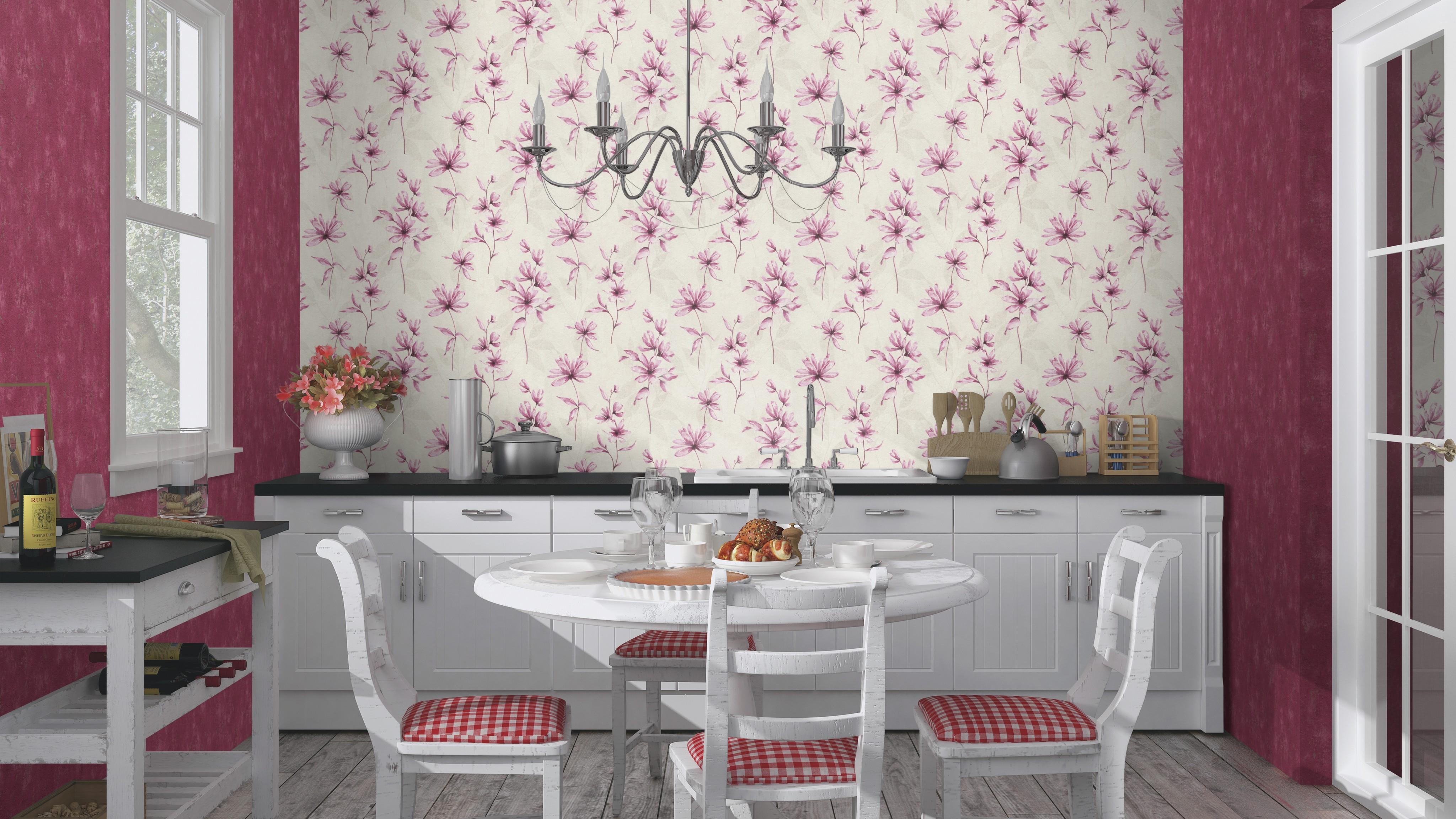 Какие выбрать обои на кухню: 10 видов – какие лучше, как выбрать цвет и подобрать материал, фото в разных стилях, для маленькой кухни, моющиеся, бумажные и другие