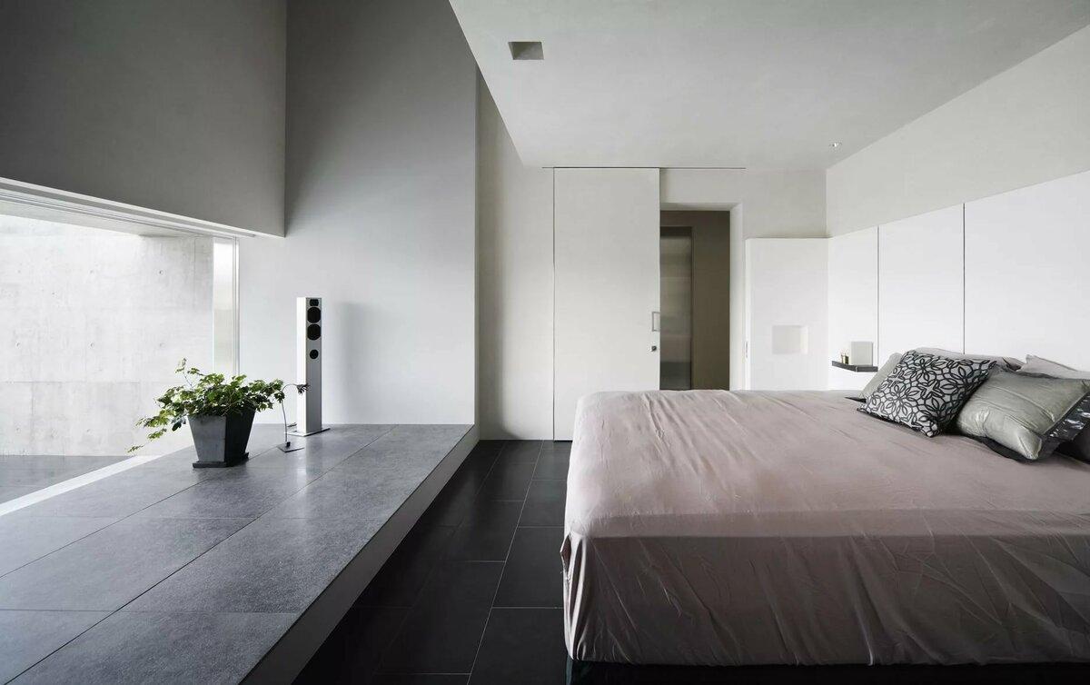 Дизайн спальни в стиле минимализм – лаконичность в деталях