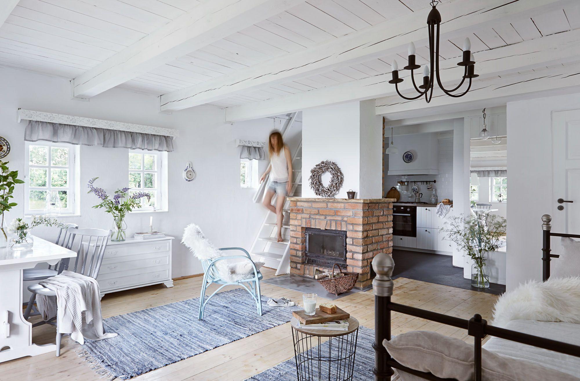 Дом в скандинавском стиле: красивые проекты (90+ фото)