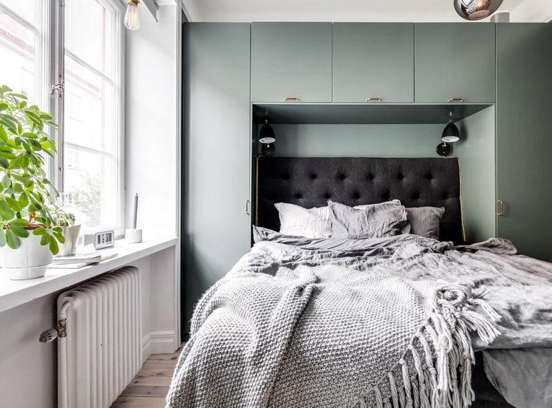 Дизайн маленькой спальни – рекомендации и идеи для вдохновения