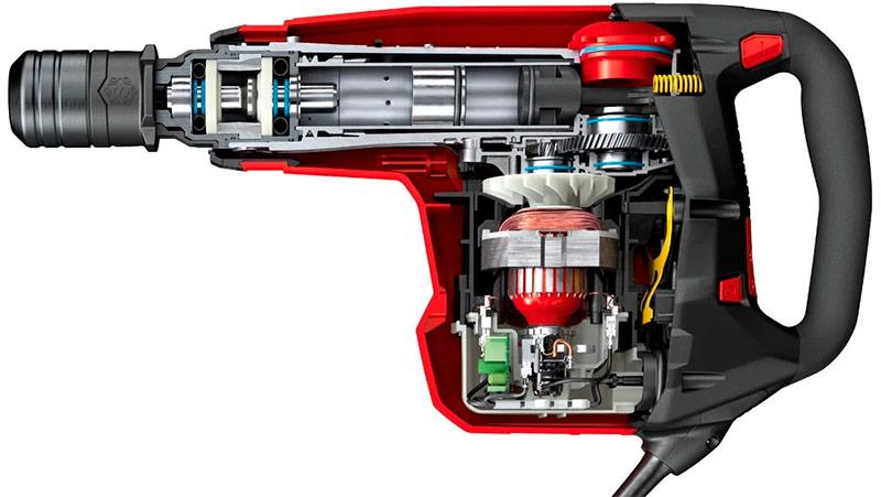 Отличие перфоратора от ударной дрели — разложим все по полочкам | все о стройке и ремонте
