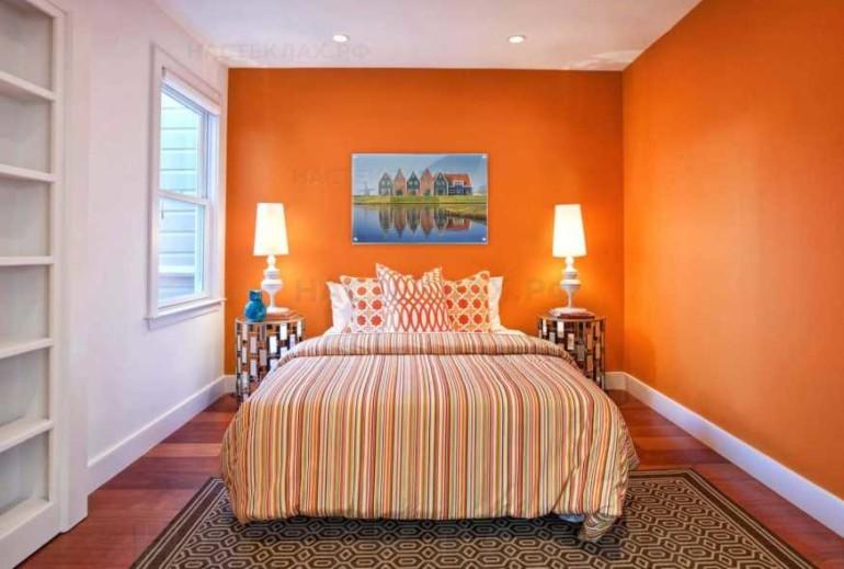 Бирюзовый цвет в интерьере спальни: лучшие сочетания и фото