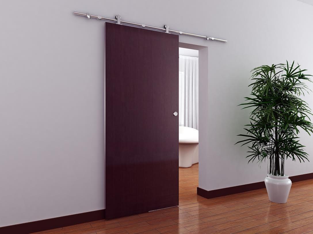 Виды механизмов для раздвижных дверей