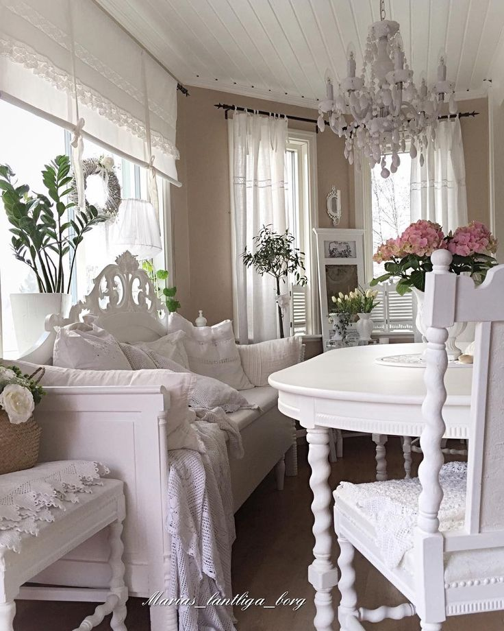 Спальня в стиле «шебби шик» (63 фото): идеи в интерьере, создаем дизайн своими руками