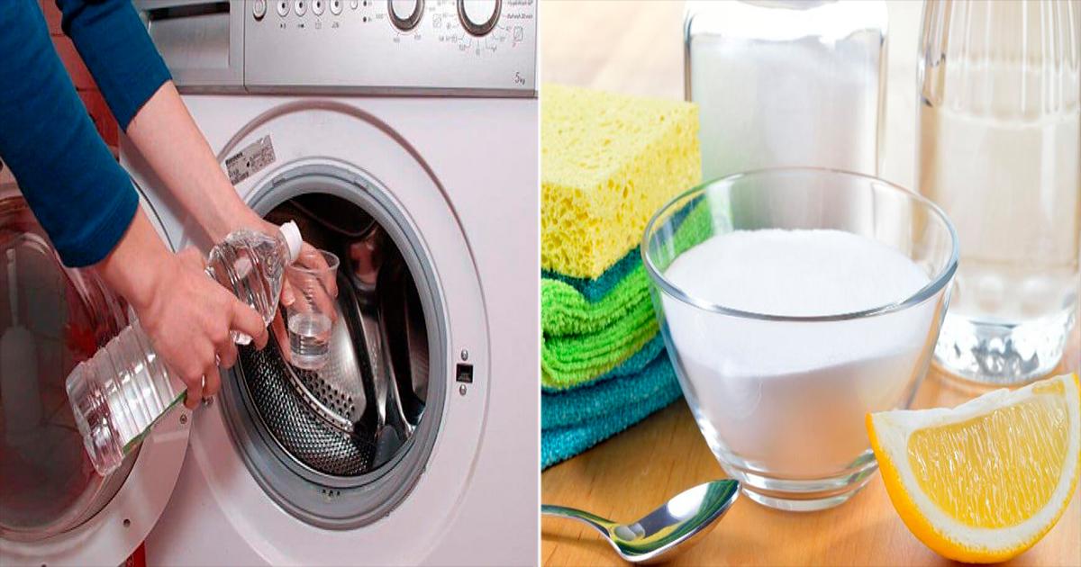 Можно ли очистить стиральную машину с помощью лимонной кислоты